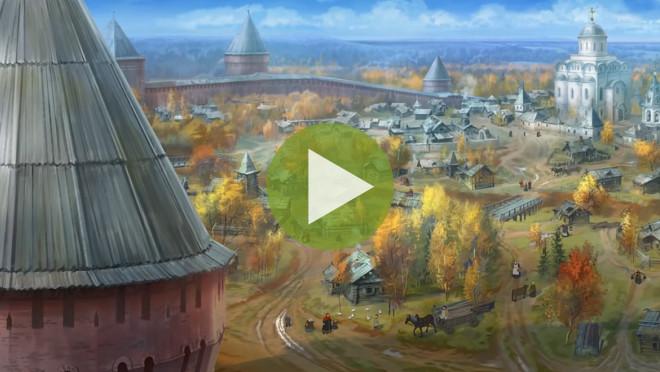 «Крепость: щитом и мечом» — новый мультфильм об истории Руси