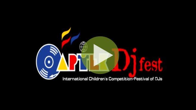 Международный детский конкурс-фестиваль диджеев Artek DJ-fest