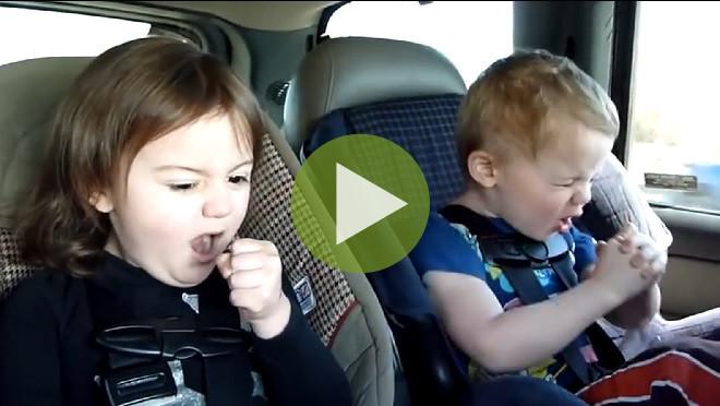 Видео: Когда родители любят тяжелый рок