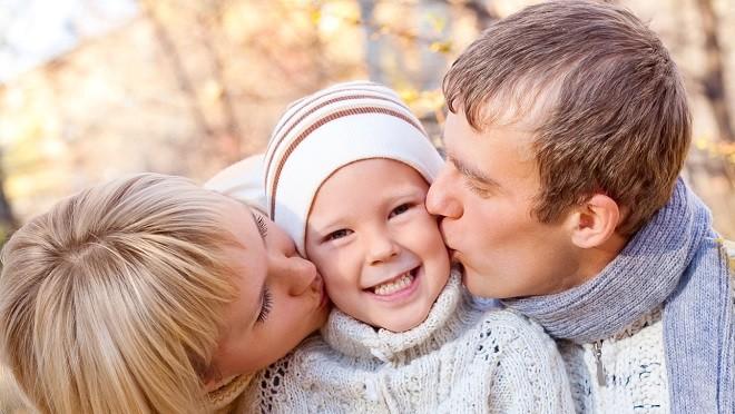 Здоровье ребенка зависит от генов отца