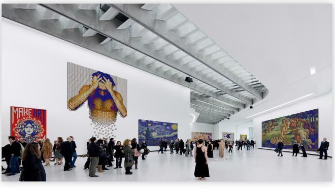 30 мая в ARTPLAY открывается выставка, посвященная 40-летию кубика Рубика