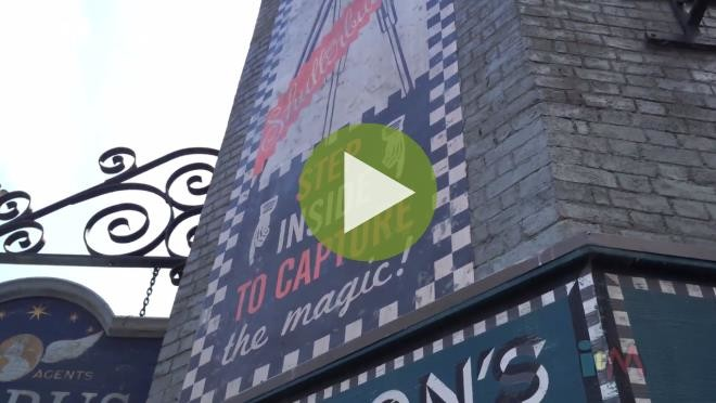 В Орландо открылся новый аттракцион волшебного мира Гарри Поттера