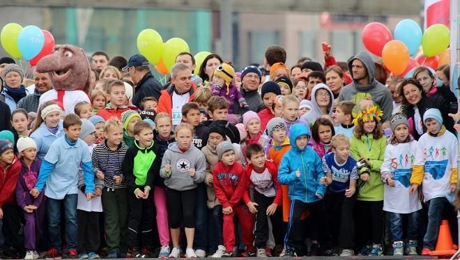 Благотворительный марафон состоится 4 октября