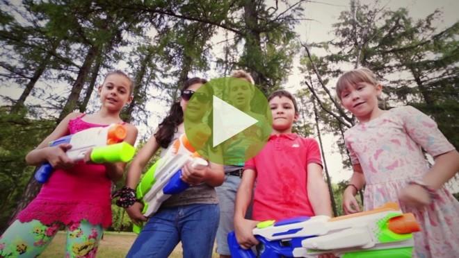 Nickelodeon представляет «День, когда пора играть!»