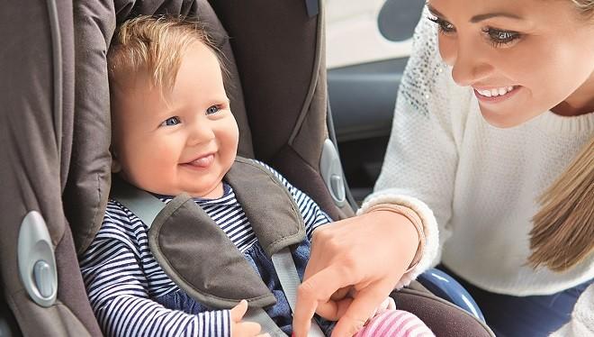Ребенок в машине: как автокресло спасает жизнь