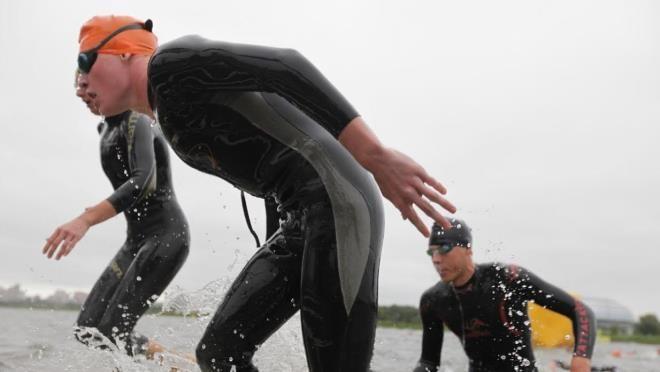 Триатлон в Крылатском – праздник спорта для детей и взрослых