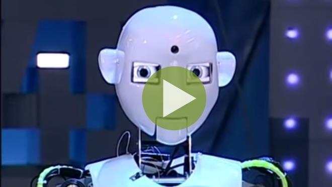«Бал роботов» в ARTPLAY