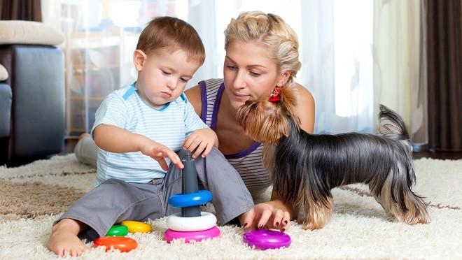 5 действий, которые ребенок должен уметь делать в 1,5-2 года