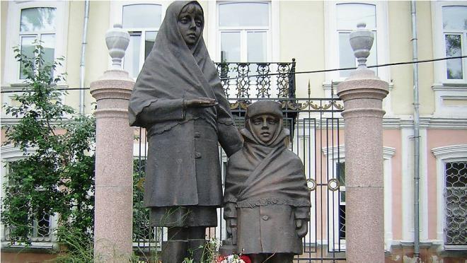 Фотоподборка «Дети войны»