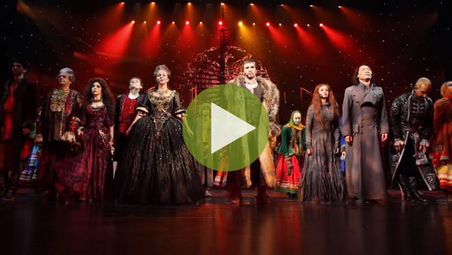 Мюзикл «Граф Орлов» открывает новый театральный сезон