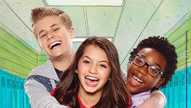 Премьера на Nickelodeon — комедийный сериал о подростках