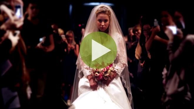 Свадьба-протест 12-летней девочки и 37-летнего мужчины