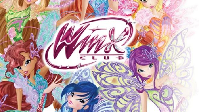 Все на вечеринку в стиле Winx!