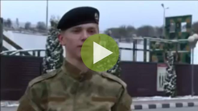 Внука Пугачевой приняли в Чечне в кадеты