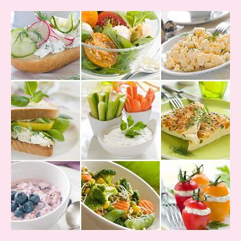 Весенние салаты — рекомендует детский диетолог