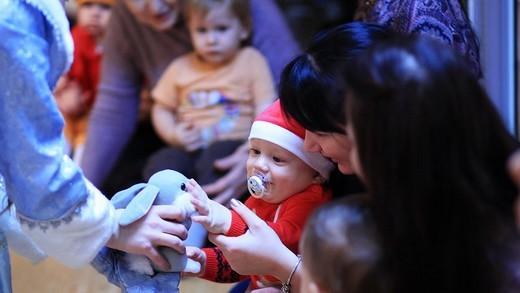 Дед Мороз ждет гостей до конца января