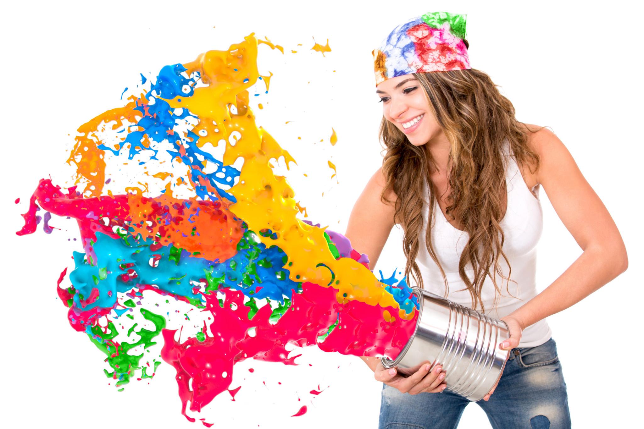 Арт-терапия: учимся рисовать радость