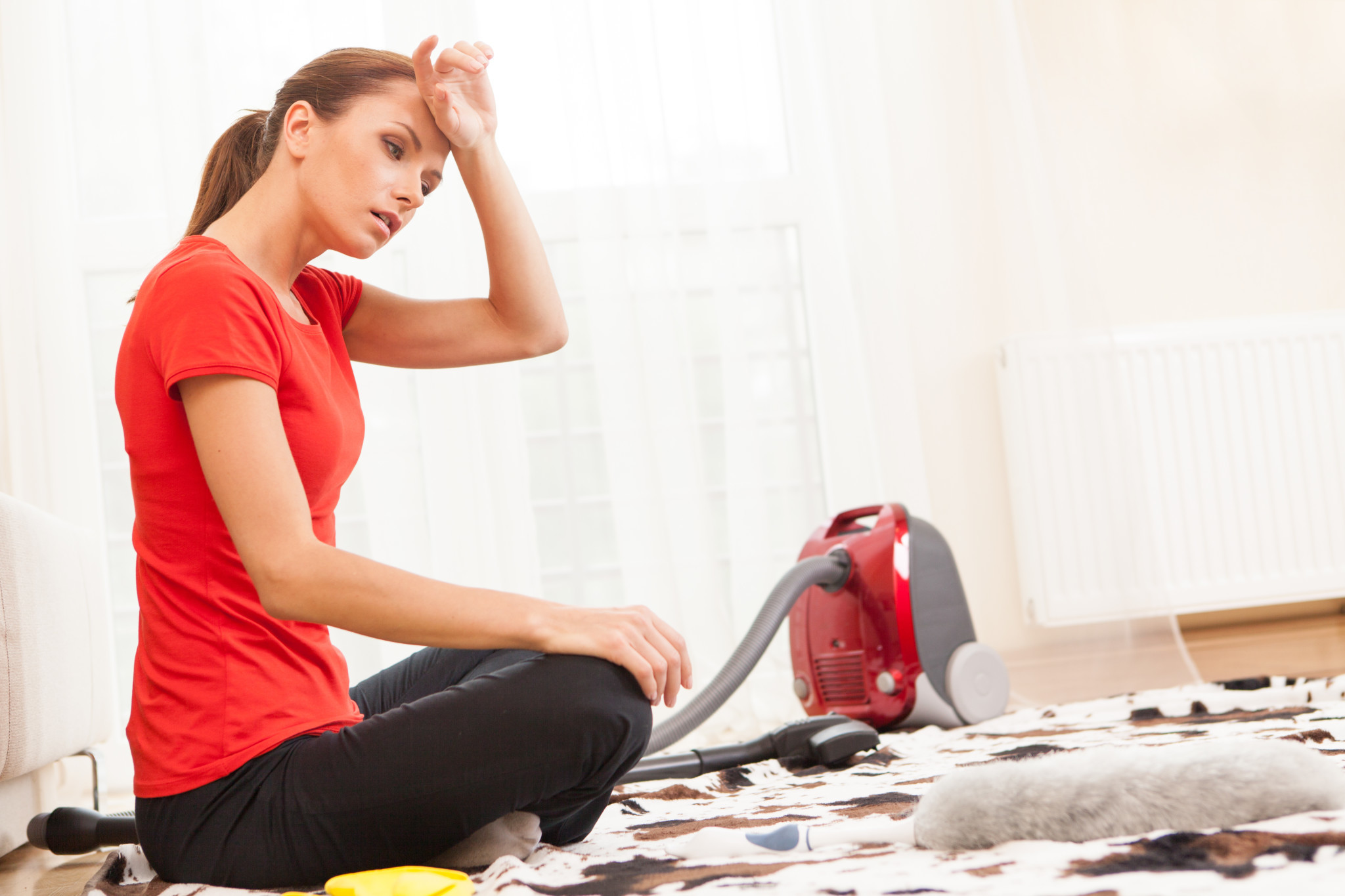 Как быстро справиться с домашними делами