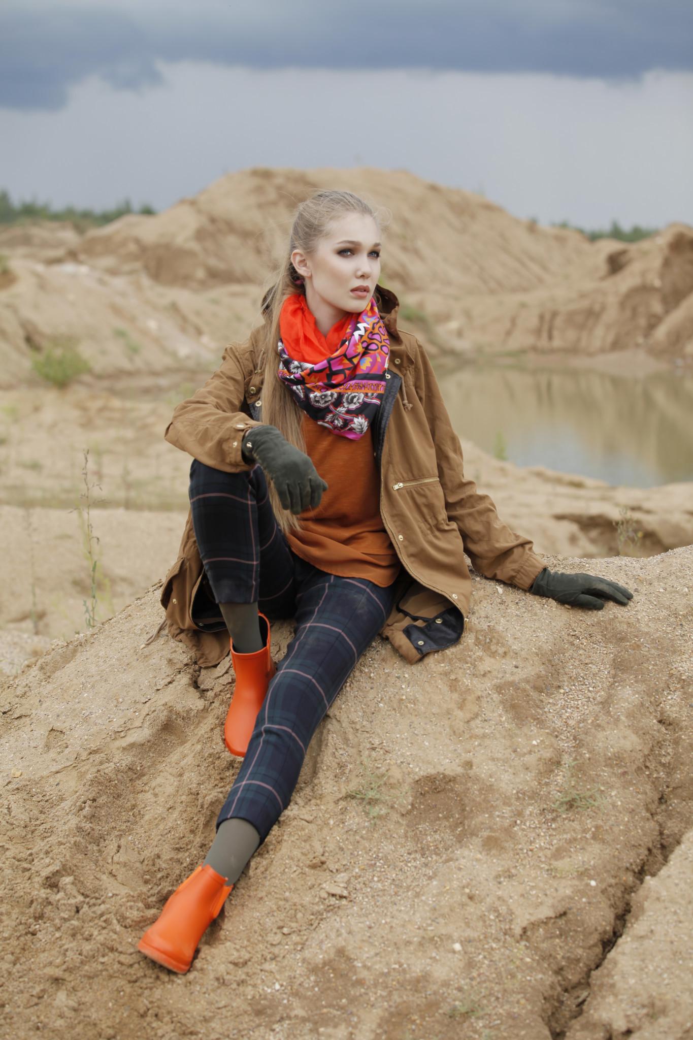 Модные вещи октября: английский стиль