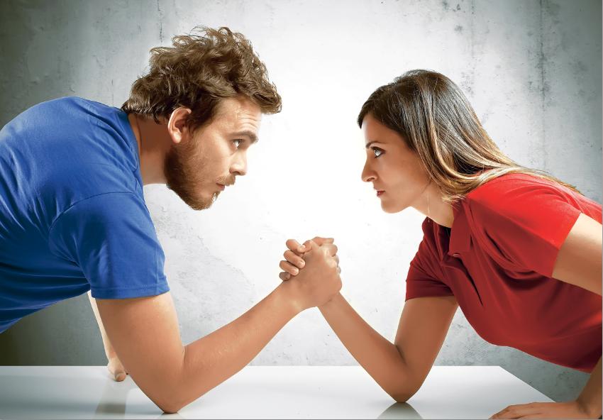 Как правильно спорить с партнером: избегай 5 главных ошибок