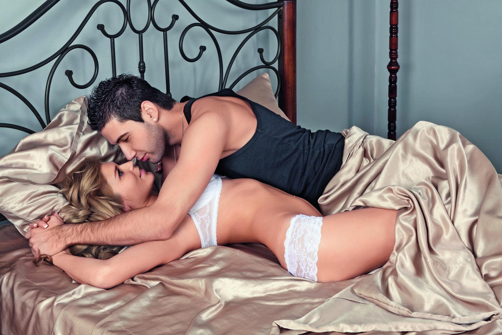 Неожиданные факты о сексе: 10 преимуществ