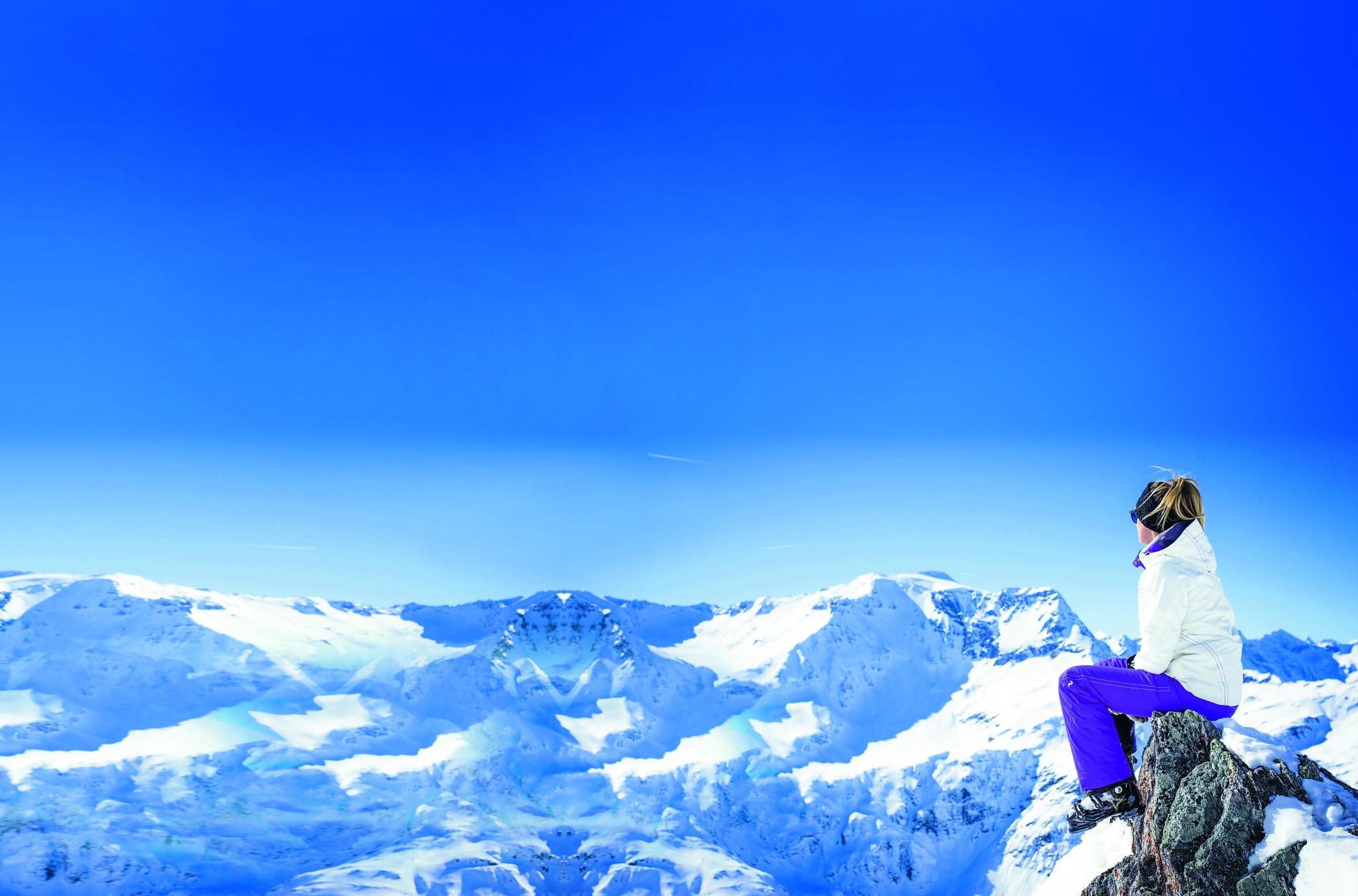 Заснеженная Австрия: семь нот зимы