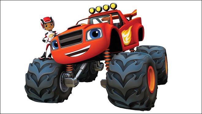 Новый мультсериал «Вспыш и чудо-машинки» на Nickelodeon