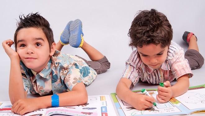 Экзамен для 4-леток: что должен уметь малыш в 4 года