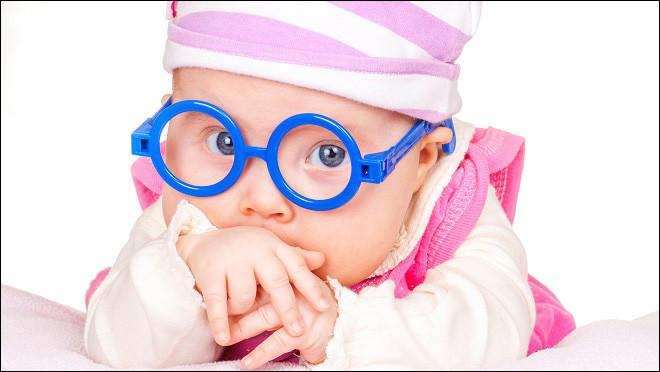 Глаза ребенка могут рассказать, есть у него склонность к депрессиям или нет
