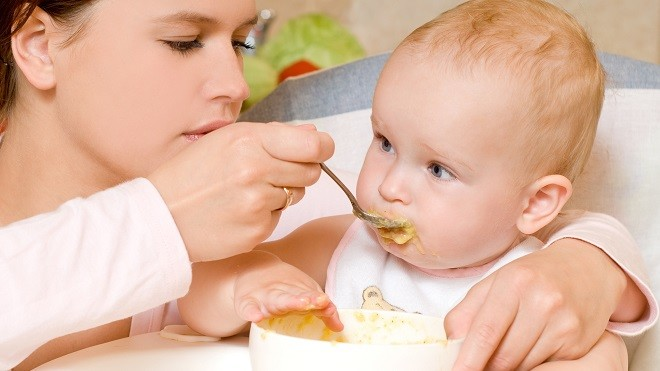 Тест: Готов ли ваш ребенок к прикорму?