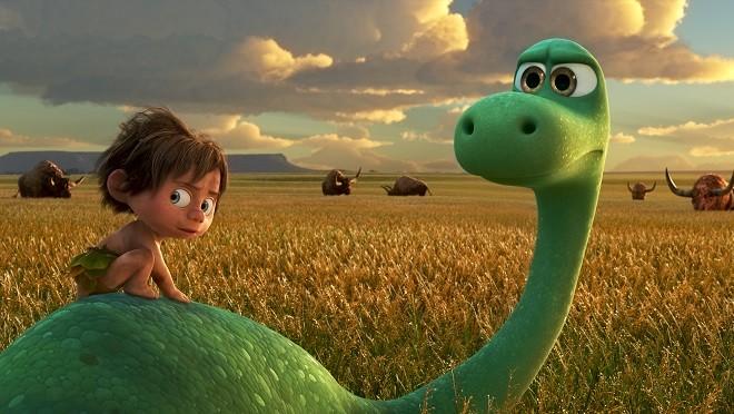 На экраны выходит фильм о хорошем динозавре