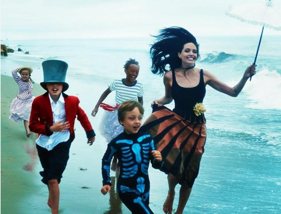 Голливудский дебют детей Анджелины Джоли и Брэда Питта