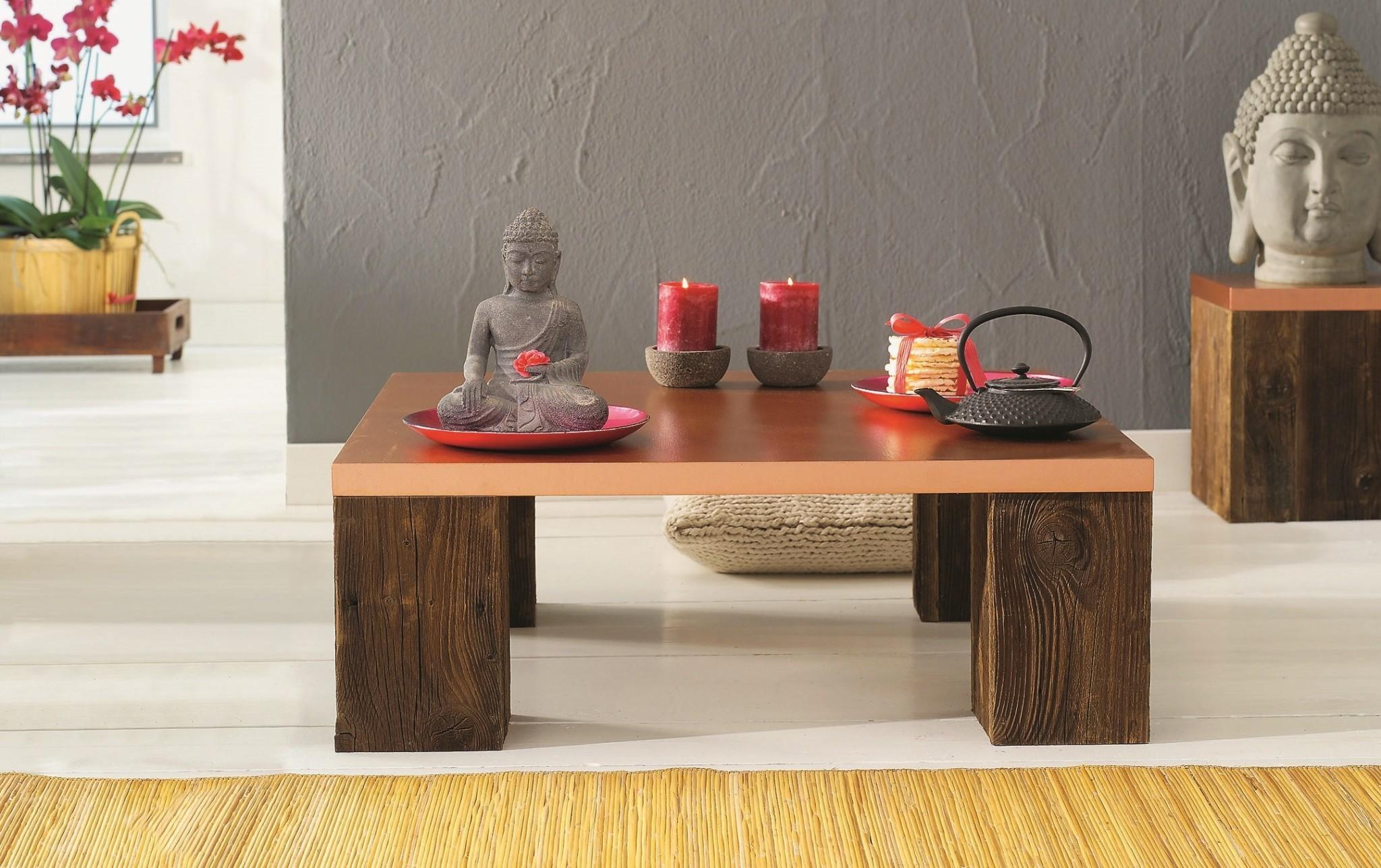 Как придать мебели тибетский колорит