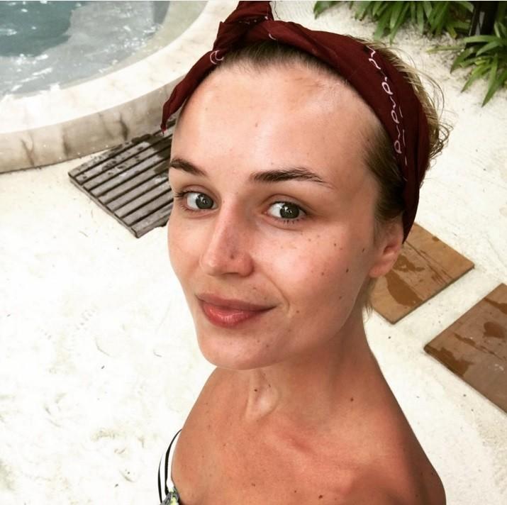 «Женщина года» Полина Гагарина и другие звезды без макияжа