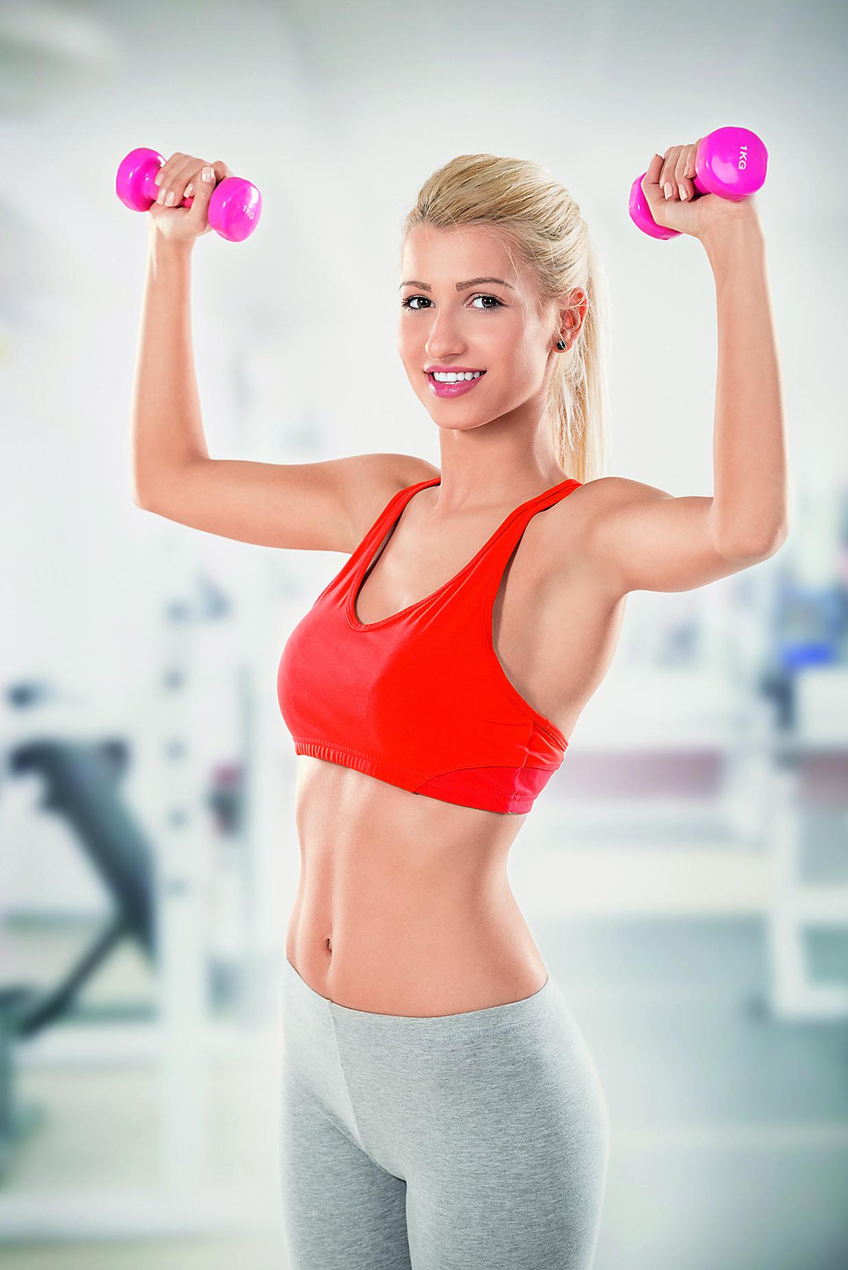Укрепляем мышцы: упражнение «Планка» и система «Табата»