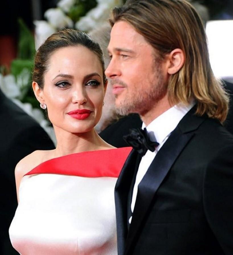 Анджелина Джоли и Брэд Питт разводятся?