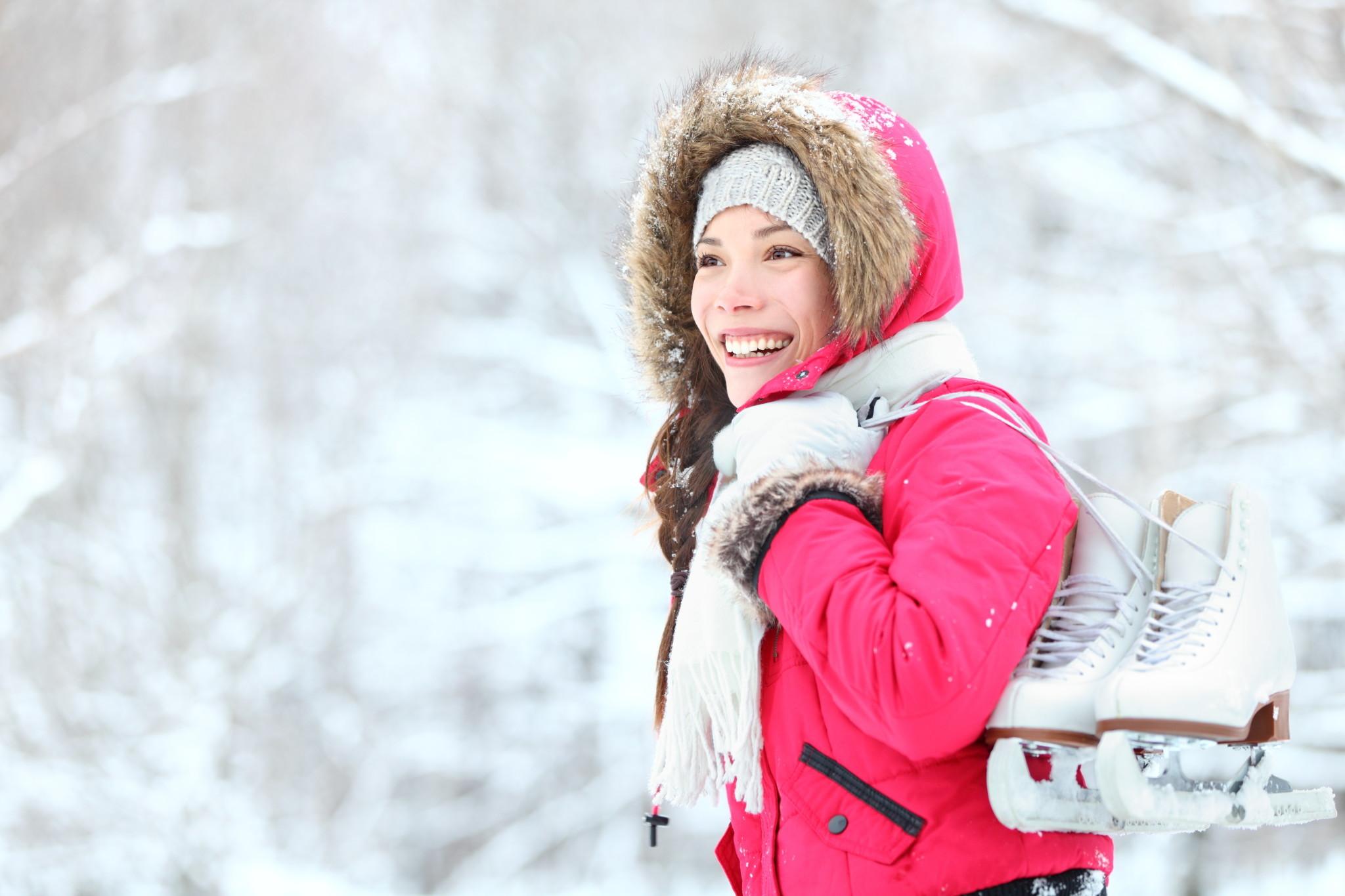 Зимние риски: учимся правильно падать