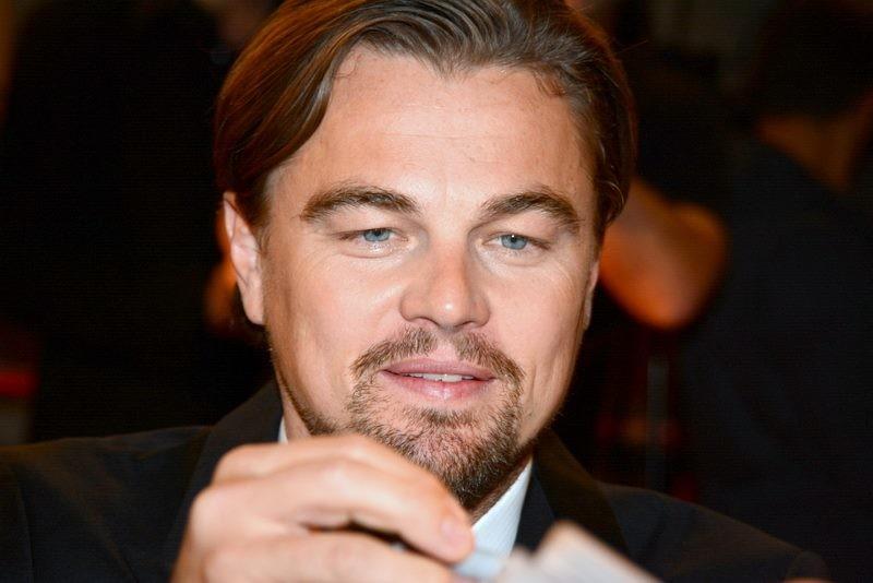 Неужели Леонардо Ди Каприо сыграет Ленина?!