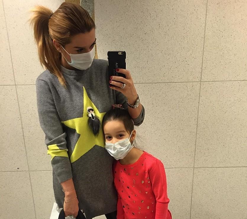 Ксения Бородина хочет уберечь своих детей и поклонников от гриппа