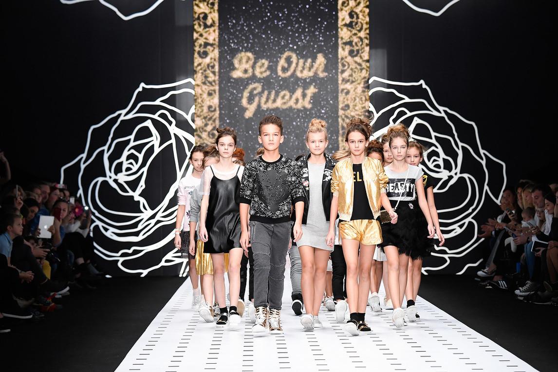 Детская мода на Fashion Week в Москве: самые яркие образы