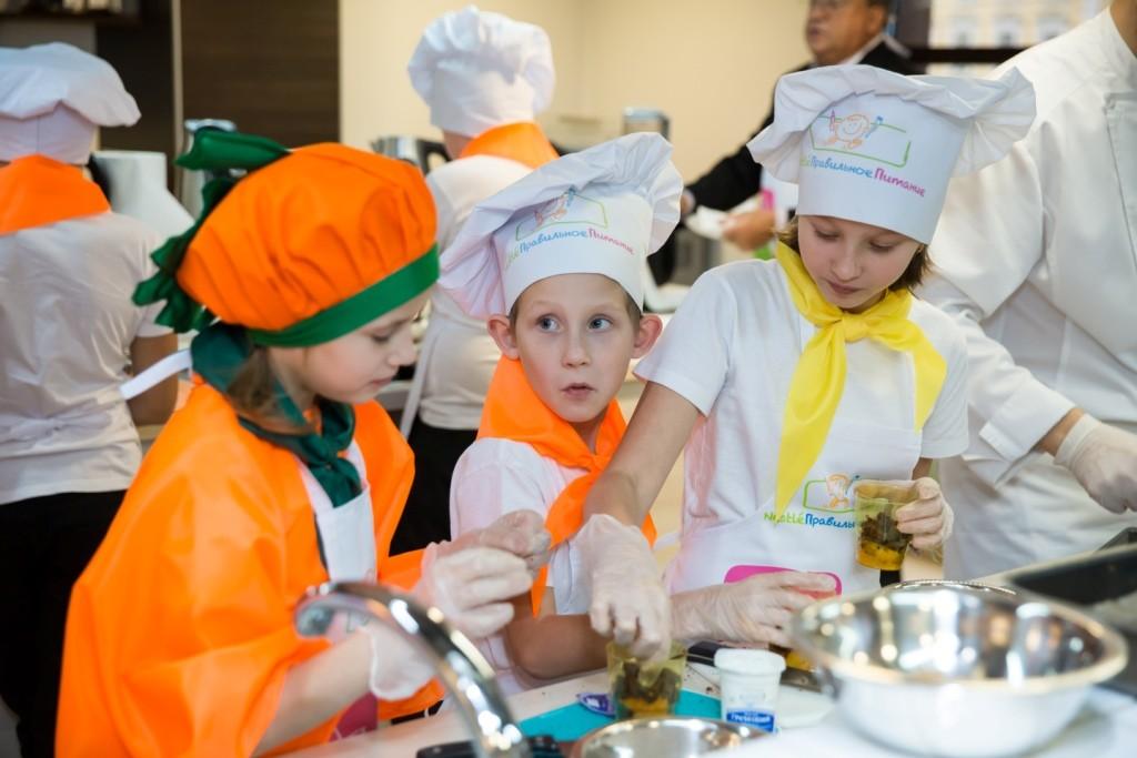 «Нестле Россия» открывает первую кулинарную онлайн-школу для детей