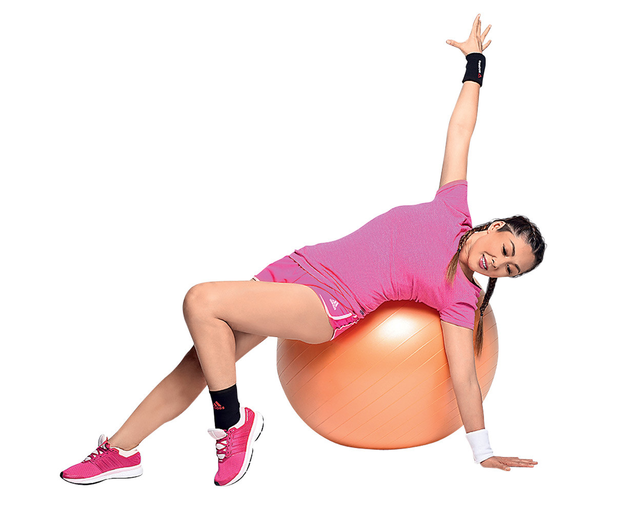Худеем с Анитой Цой: 4 упражнения на каждый день