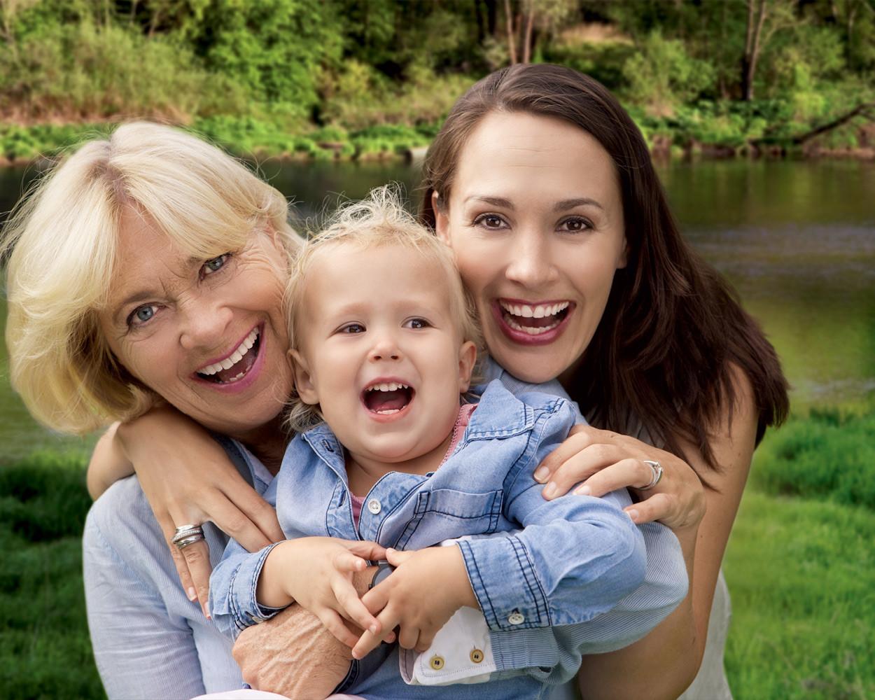 Мама и бабушка: строим здоровые отношения
