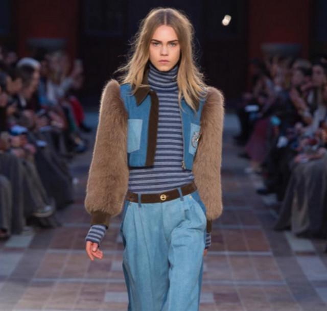 Модная зимняя одежда: 6 идей для самых смелых