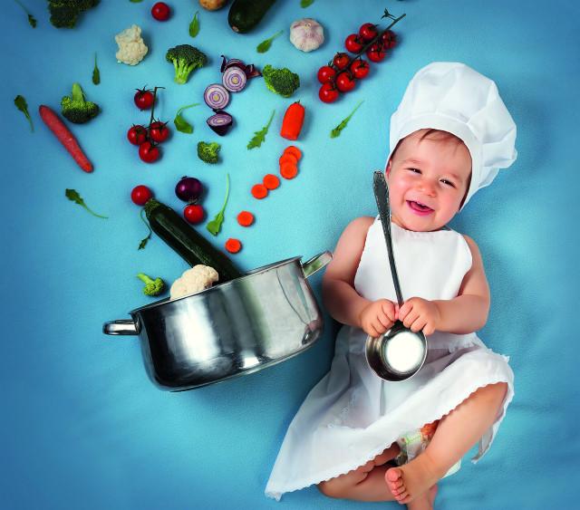 Органические продукты для ребенка: выбираем правильно