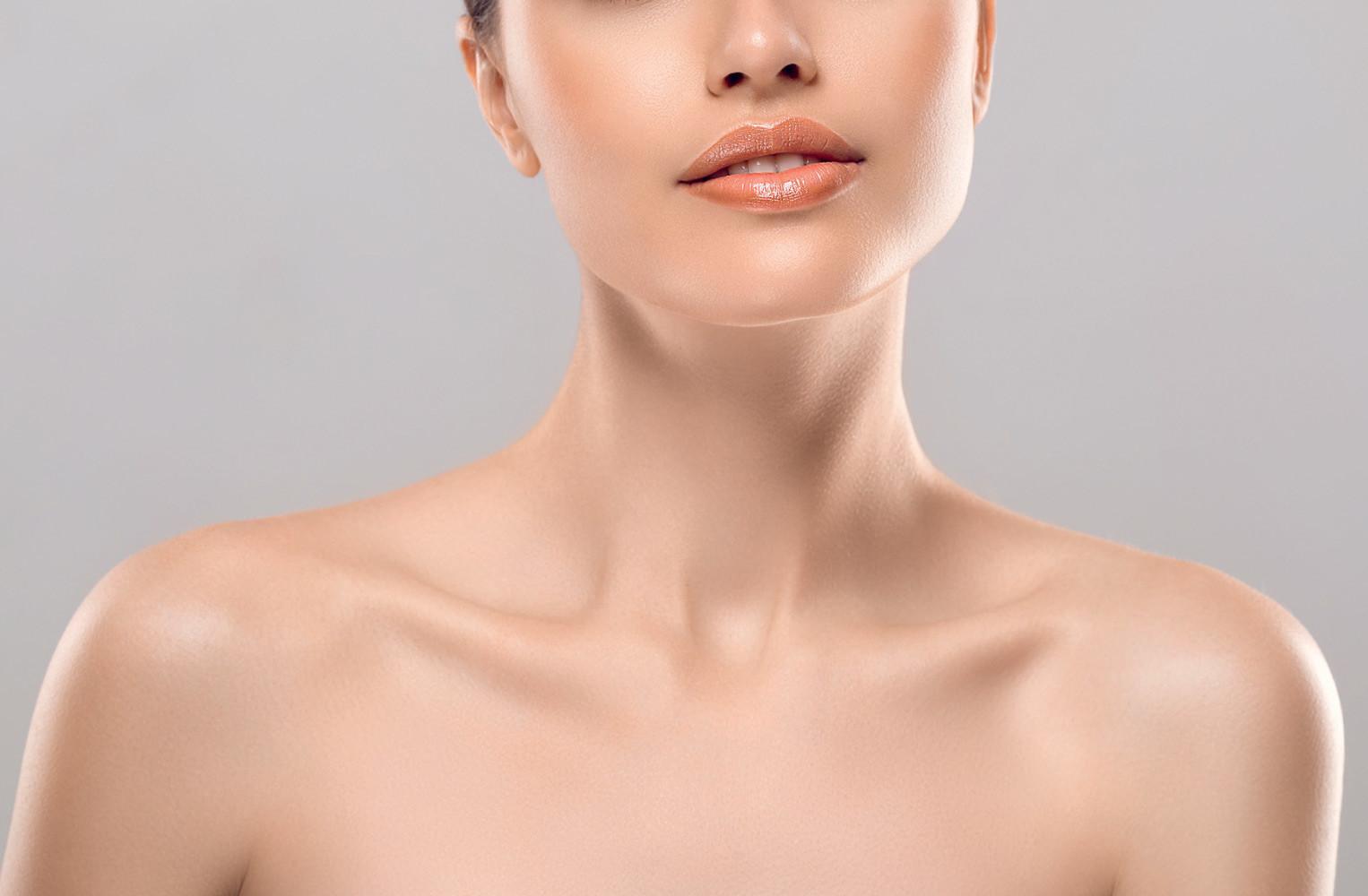 Морщины на шее: пошаговый уход за кожей и специальная зарядка