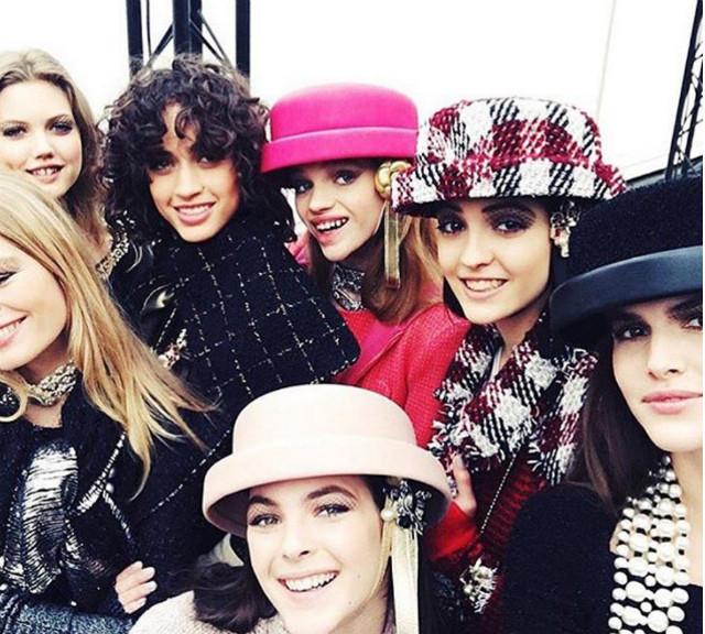 Зимние шапки и шарфы: топ-7 самых ярких трендов