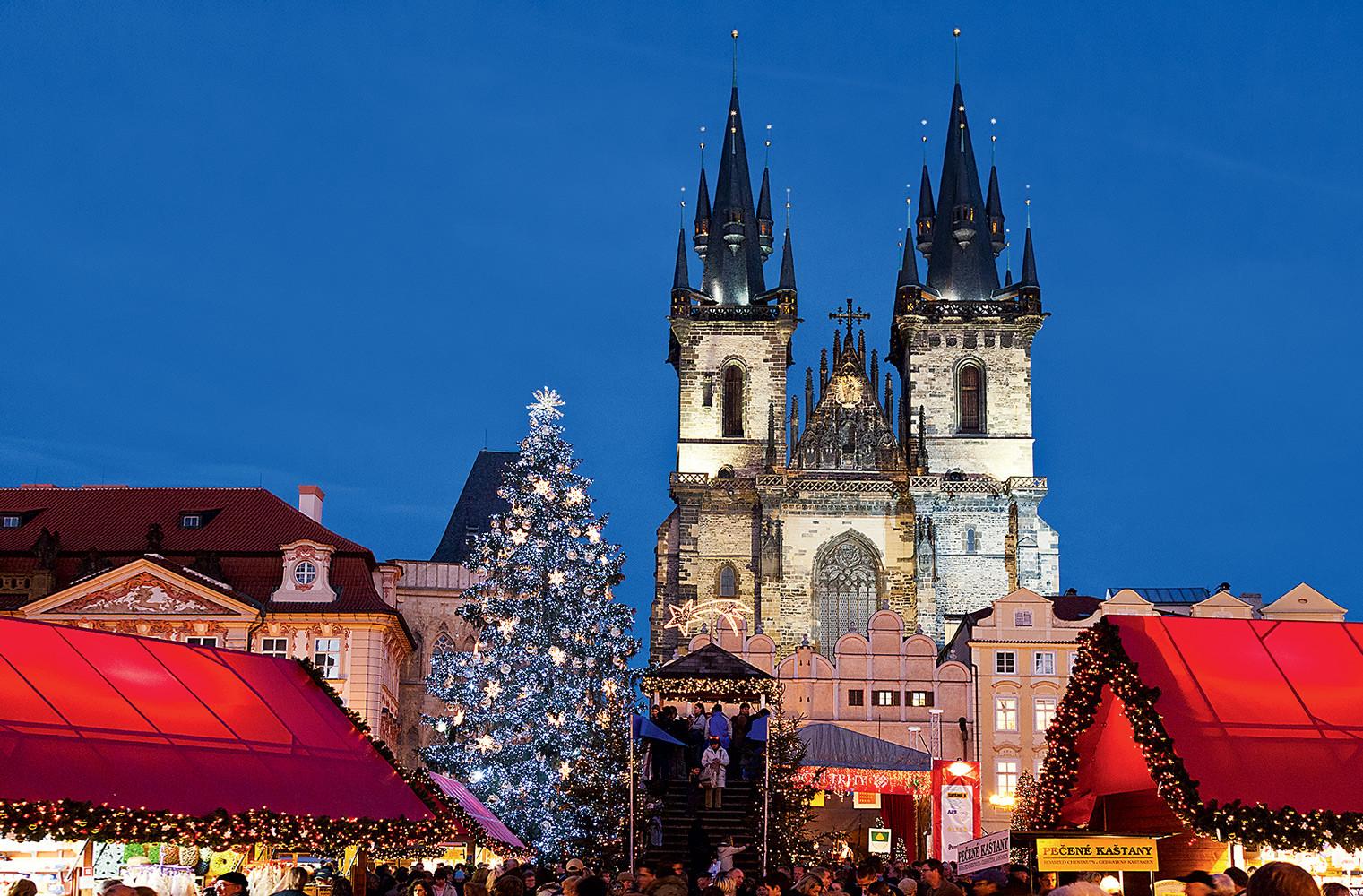 4 необычные приметы Рождества в европейских странах