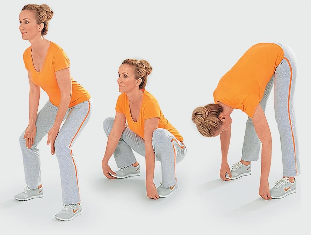 Как снять напряжение и убрать боли в спине: 3 упражнения перед сном