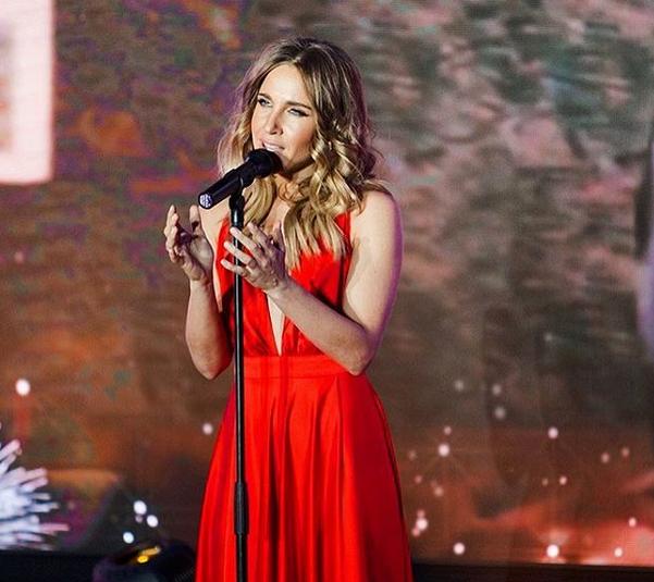 Певица Юлия Ковальчук поделилась рецептом новогоднего пирога